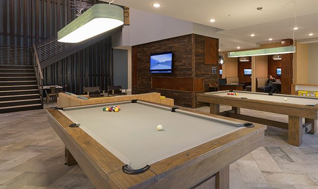 Game Room & Resident Lounge